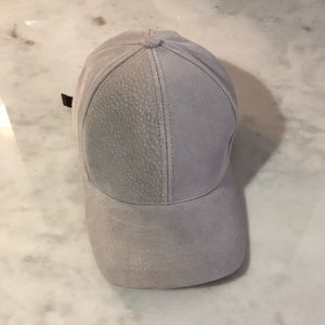 LF Leather baseball hat